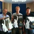Armin van Buuren получил Золотой диск за Imagine