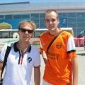 Armin van Buuren в Харькове на Евро-2012 (матч Голландия-Германия)