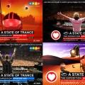 "Обои на рабочий стол ""A State Of Trance 600"" от KievTranceFamily"