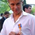 Armin van Buuren посвящен в рыцари!