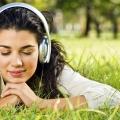 Музыка полезная нужна