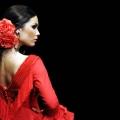 Школа фламенко Алексашкиной Юлии. Чувственность движений в изысканном обрамлении