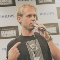 Armin van Buuren in Moscow told how to become a DJ